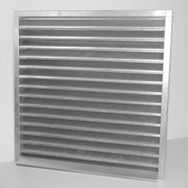 Køleanlæg til ventilation